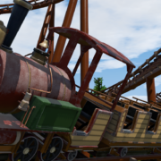 Mammut nolimits coaster 2 simulator