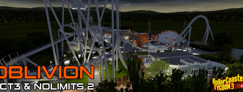 Oblivion the black hole nolimits rct3